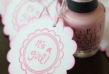 Baby Shower / by Tracy Langslet