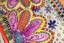 Altered/Art Journals / by Kathryn Harris Crookston
