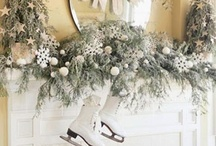 Holiday - Christmas - White Christmas / Sparkling snow and winter's crystal wonderland. / by Frankie Flexter