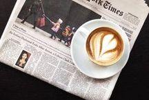 Coffee Shop / A board for all things coffee. Basically, visual caffeine / by Gabriel Coco