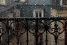 Rainy Sidewalks / by Veda Sword
