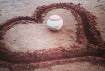 BASEBALL=LO❤️E / For the love of the game❤️⚾️❤️ / by Michelle Koehn