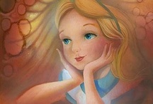 Alice / All things wonderfully Alice / by Mikie Spencer