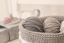 Crafts - yarn love / by Sofia Antunes