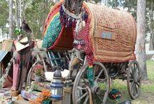 hippie & gypsy style / by Marlo Wyant