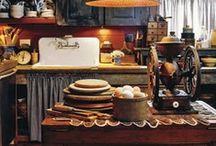 kitchen / by Marlo Wyant