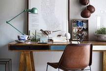 Office/Craft room / Ideas for organizing and decorating the office/craft room / by Nellie Bellie (crafts, diy, recipes, minnesota, webdesign)