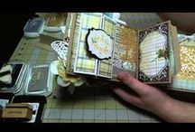 Scrappy Videos / Scrapbooking how-to videos / by Sherry Hamilton