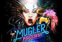 MUGLER FOLLIES / Discover the new show by Manfred Thierry Mugler. Mugler Follies is a journey un the amazing world of Mugler, populated with glamorous creatures and sexy scenes. Thierry Mugler presents an amazing entertainment at Le Comedia, 4 boulevard de Strasbourg in Paris (France). For more information, you can visit the official website: http://muglerfollies.com.  / by Thierry Mugler