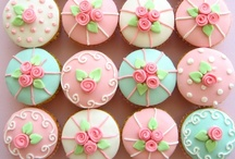 Let's decorate cookies and cake! / by Rhonda Sanders
