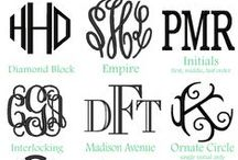 Fonts and Printables / by Decorated Chaos (Jennifer Schmitz)