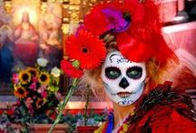Day of the Dead :: Día de los Muertos / by Abrazos San Miguel Designs