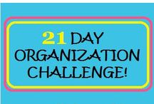 Organizing / by Amyleigh Bish