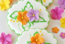 Decorated Cookies / by Mary Dery