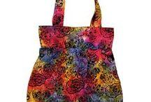 ONLINE SHOP :: BAGS / by Abrazos San Miguel Designs