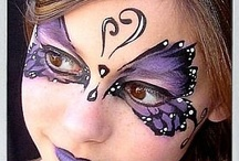 Face painting / by Tricia Pease
