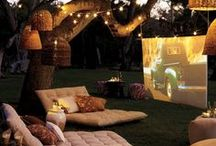 Parties, BBQ and quaint gatherings ideas. / by Erika Eros