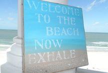 Beach / by Shelley Worrall
