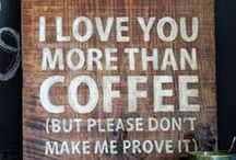 Coffee / by Shelley Worrall
