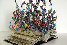 Books, books, books. / by Cassie Bosma