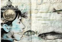 Art Journaling / by Nikki Pitcher