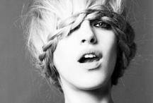 tresses de cheveux / by Tina Rose