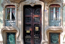 The Doors-at home or away / so many Cool Doors! The Doors of Perception is the book that inspired Jim Morrison and The Doors. The doors to your home can also be the key to your heart. / by Towne Realty Group