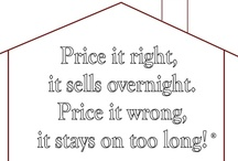 Real Estate Stuff  / There are a lot of jokes, sayings and beliefs in Real Estate. Like any other profession, not all of them are true or funny. Here are a few that we like at TRG. / by Towne Realty Group