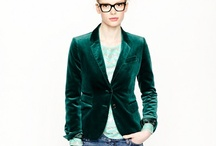 Smart power suit style / by Tina Rose
