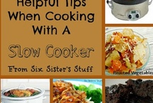 cooking tips / by Brenda Harmon