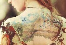 Inked / by Jess of One Crafty Stitch