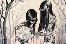 Illustration / by Thako Harris