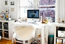 Office space / by Tina Rose