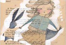 bunny and i / by NurAyuFitriaRachman