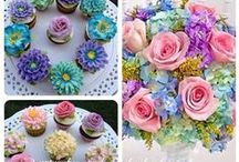 Buttercream and Royal Icing tutorials / by Samantha Speer {Sweet Jeanie's Cakes}
