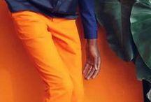 African fashion –menswear / by Lulu Kitololo / Afri-love