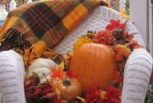 Fall Decor / by Rita May (MAY DAYS)