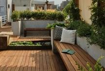 Garden, porch, & patio / by Ali Rodriguez