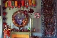 Kid's Room / The Boudoir of Osiris Willow Whitefish  / by Jolie Podzaline