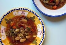 my recipes / by Elizabeth Minchilli