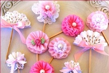 Party Decor and Favors / by Edwina Dickert