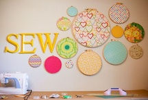 Craft Room Organization / by Maggie Elizabeth Designs