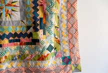 quilting and sewing / by Sarah Stasiuk