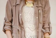 My Style / Anything and everything super cute that I wish I had in my closet / by Cassie Braswell
