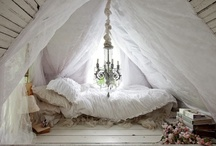 Bedroom Inspiration / by Rebecca Hale