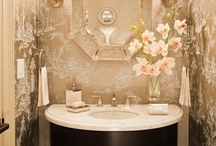Bathroom Inspiration / by Rebecca Hale