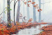Autumn. / by Savannah Hill