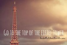 Paris <3 Paris <3 Paris!! / by Cassiana Lin.