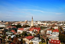 """Charleston, S.C.: The Holy City  / Charleston is nicknamed """"the Holy City"""" for the abundance of church steeples that dot the skyline as well as for its history of religious tolerance. We welcome you to explore Charleston's historic houses of worship with us.  / by Charleston Area CVB"""