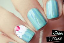 Nails. / by Savannah Hill